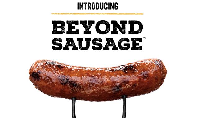 La Beyond Sausage aterriza en España