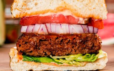 Los beneficios de la Beyond Burger