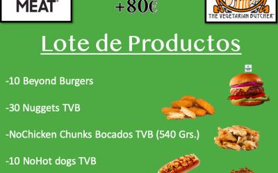 Sorteo Lote de Productos +80 euros