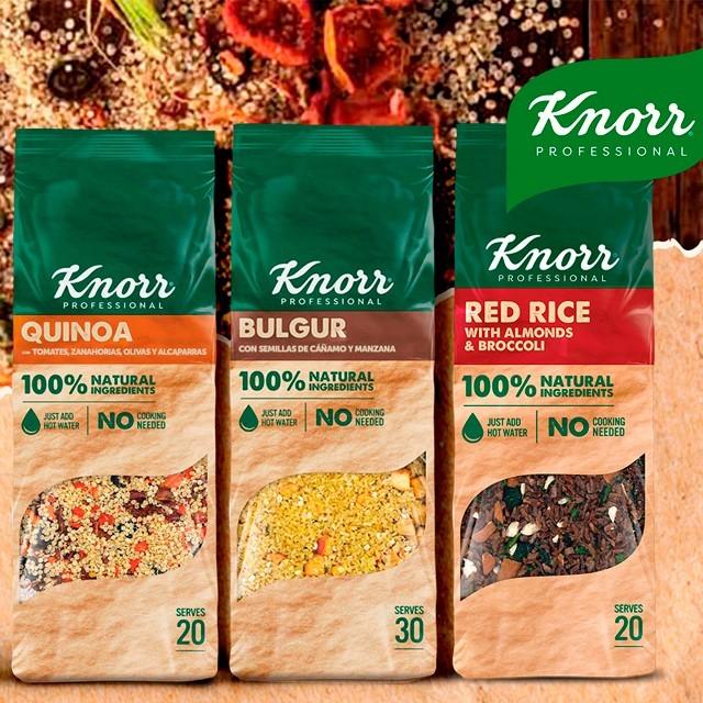 Nuevas Super Ensaladas de Knorr