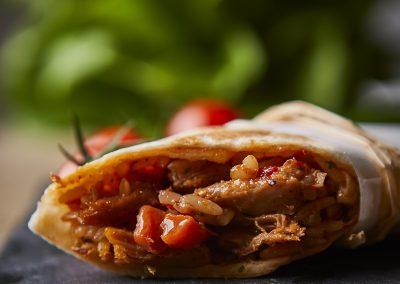 Burrito No Pollo