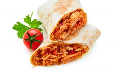 ¡Green&Great ha hecho el primer Burrito de NoPollo en España!