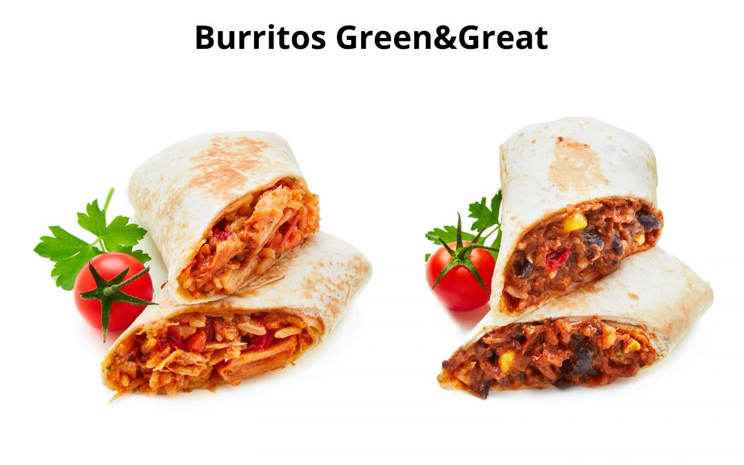 Sorteo Burritos Green&Great